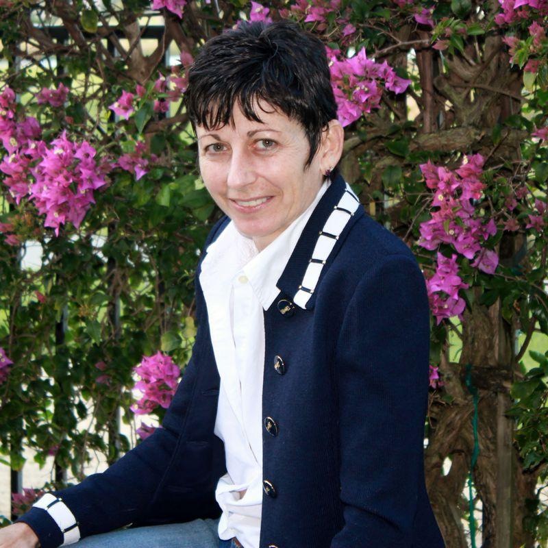Nan Martin, stress management and life coach